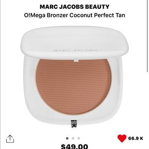 Marc Jacobs O!Mega Bronzer In Tan-Tastic!